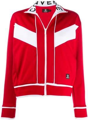 Converse contrast trim jacket