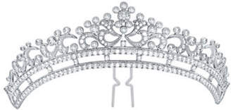 Crislu ANDREW PRINCE BY Regal Brilliant Cut Bridal Hair Pin