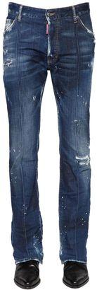 24cm High Waisted Stretch Denim Jeans $590 thestylecure.com