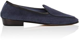 Baudoin & Lange Men's Suede Loafers