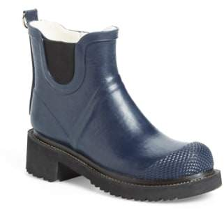 Ilse Jacobsen Hornbaek 'RUB 47' Short Waterproof Rain Boot