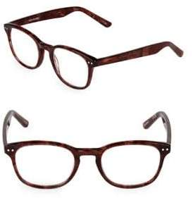 Corinne McCormack Lyla 50MM Square Reading Glasses