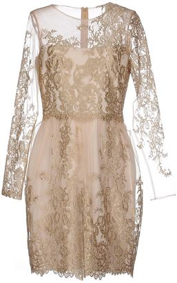 NOTTE BY MARCHESA Short dresses $725 thestylecure.com