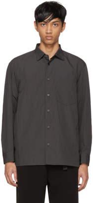 Issey Miyake Grey Crash Shirt