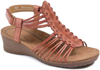 Bare Traps Trudy Wedge Sandal - Women's