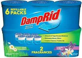 DampRid FG01FSLV33C Moisture Absorber Odor Eliminator