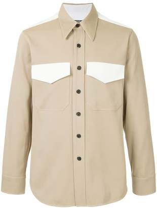 Calvin Klein button-up shirt