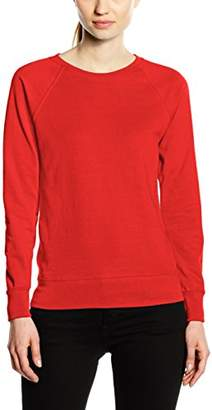 Fruit of the Loom Women's Raglan Lightweight Sweater,14 (Manufacturer Size:Large)