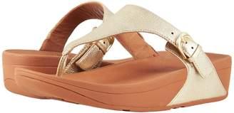 FitFlop Skinny Toe Thong Sandal Women's Sandals