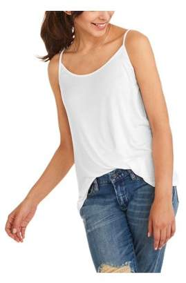 Laundry by Shelli Segal French Women's Scoop Neck Tank With Braided Open Back