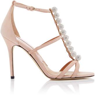Brian Atwood Keila Crystal Sandal