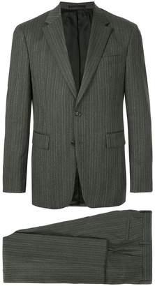 Cerruti striped two-piece suit