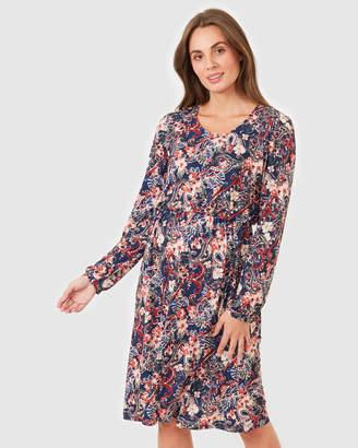 Ivanna Nursing Dress