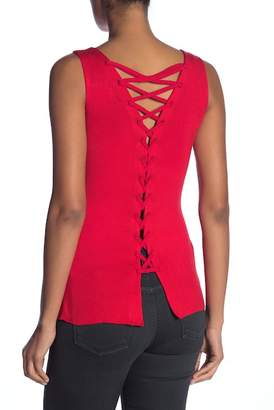 Bailey 44 Lace-Up Back Tank