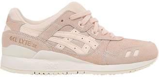 Asics Gel Lyte Iii Printed Suede Sneakers