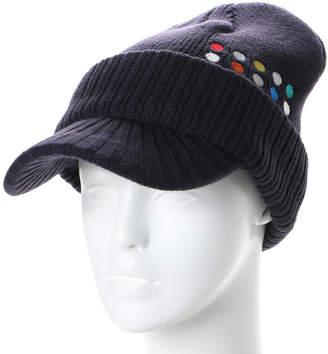 Munsingwear (マンシングウェア) - マンシングウエア Munsingwear レディース ゴルフ ニット帽子 帽子 JALK311
