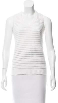J Brand Sleeveless Knit Top