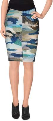 Cameo Knee length skirts