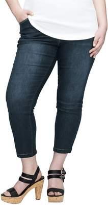 Universal Standard Seine Skinny Crop Jeans