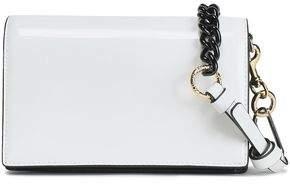 Diane von Furstenberg Patent-leather Shoulder Bag