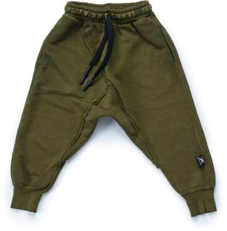 Nununu Boy's Raw Pants