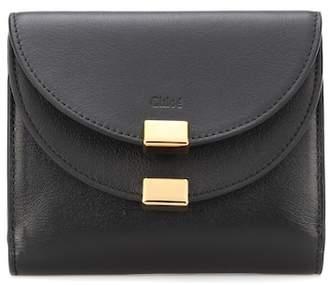 Chloé Georgia leather wallet
