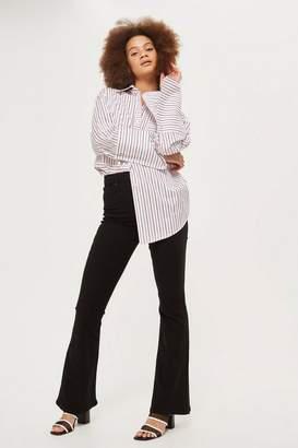 Topshop Petite Flared Jamie Jeans