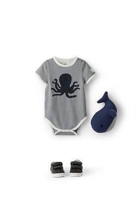 Country Road Octopus Bodysuit