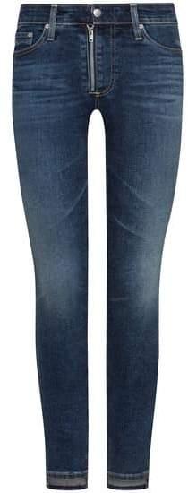 The Farrah 7/8-Jeans High Rise Ankle Front Zip | Damen (28)