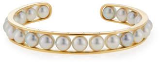 BELPEARL Kobe Akoya Pearl Bangle Bracelet