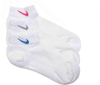 Nike Performance Cotton Low-Cut Socks - 3 Pack - Women's