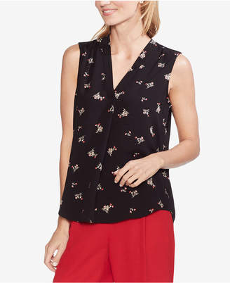 b3c26af33c7a5 Vince Camuto Black Women s Sleeveless Tops - ShopStyle