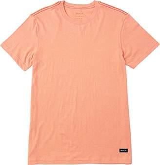 RVCA Men's Vintage Wash Label T-Shirt