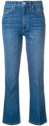 Amo flared cropped jeans