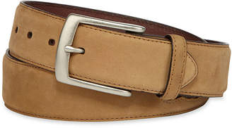 John Deere Leather Camo Belt