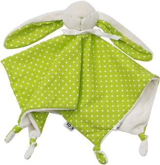 Tots By Smartrike Tots by Smart Rike 103Joy Cuddly Blanket with White Dots
