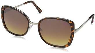 Betsey Johnson Women's Nina Square Sunglasses