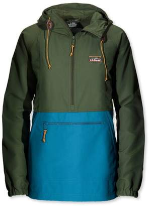 L.L. Bean L.L.Bean Mountain Classic Anorak, Colorblock