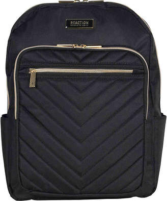 Kenneth Cole Reaction Luggage Chevron Computer Backpack - Women's