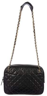 Chanel Quilted Chain Bag
