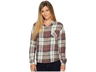 Prana Percy Top Women's Long Sleeve Button Up