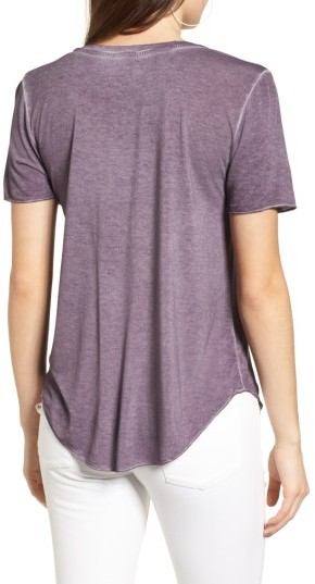 Women's Bp. Washed V-Neck Tee 3