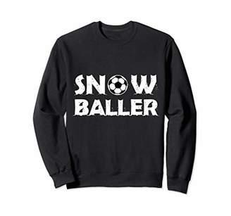 Christmas Soccer Snowman Shirt Soccer Gifts For Kids