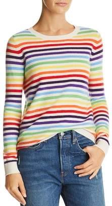 Madeleine Thompson Striped Cashmere Sweater