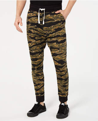 G Star Men Camo Sweatpants
