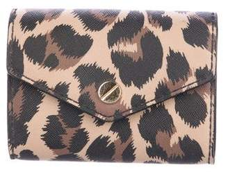 Marc Jacobs Printed Compact Wallet