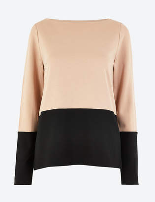 Marks and Spencer Colour Block Sweatshirt