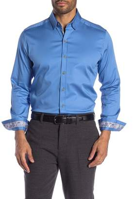 Robert Graham Caruso Long Sleeve Woven Shirt