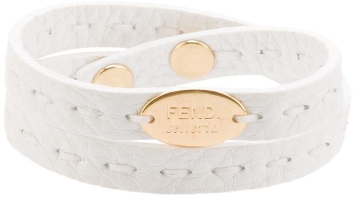 Fendi 'Selleria' bracelet
