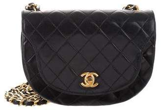 Chanel Quilted Mini Crossbody Bag
